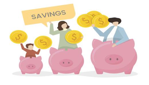 お金が貯まる方法を解説する【最大の支出を減らす】